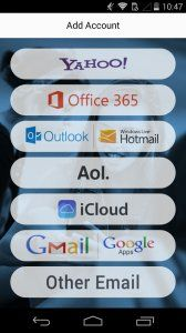 Email TypeApp 1.9.2.16 APK Messagerie Communication