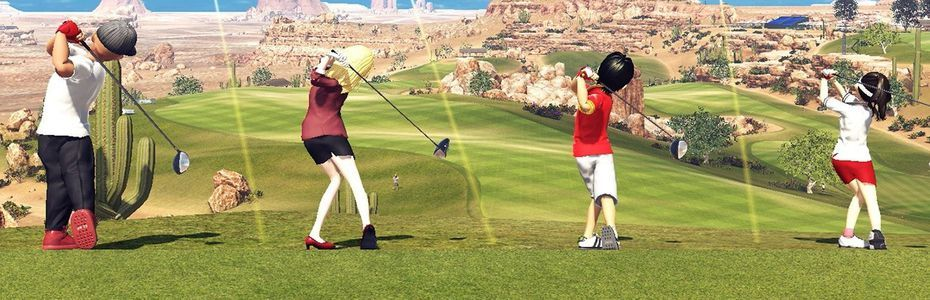 Everybody's Golf s'offre une collaboration avec Level-5