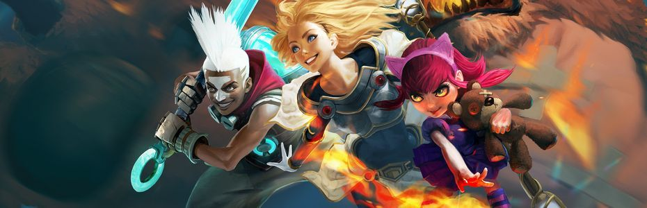 Sous-titré Wild Rift, League of Legends prend finalement le virage console et mobile