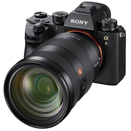 Le firmware du Sony Alpha 9 se met à jour en version 2.00