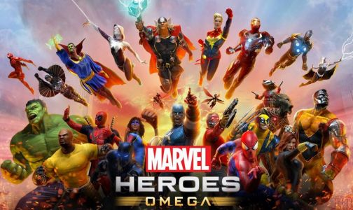Disney va fermer son jeu free-to-play Marvel Heroes !