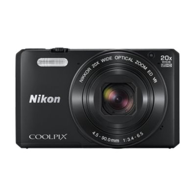 Test:  Nikon Coolpix S7000 : le compact à gros zoom destiné aux novices