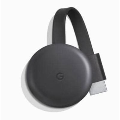 Test:  Google Chromecast 3, pour streamer en Full HD