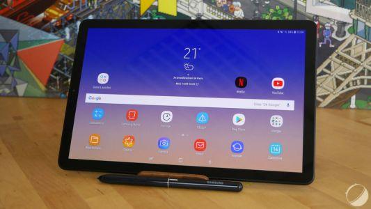 Test de la Samsung Galaxy Tab S4:  une alternative à l'iPad Pro qui peine à trouver sa place