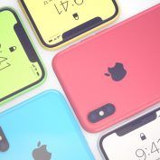 IPhone Xc, un concept qui mêle l'iPhone X et l'iPhone 5c