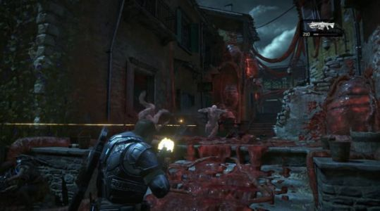 Gears of War 4:  la mise à jour d'octobre arrive demain