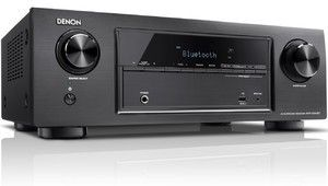 AVR-X540BT, le nouvel amplificateur 5.2 de Denon