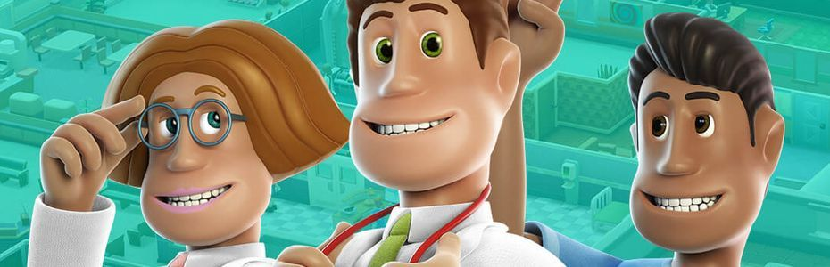 Two Point Hospital prend rendez-vous sur PS4, Xbox One et Switch