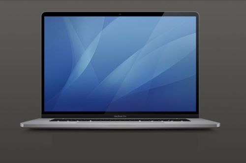 On connaît le design du MacBook Pro 16 pouces, merci à macOS 10.15.1
