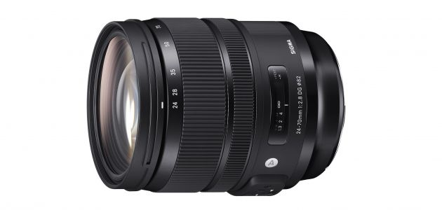 Black Friday - Zoom Sigma 24-70 mm f/2,8 OS HSM ART à moins de 1 000 €