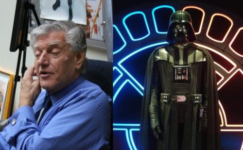 Disparition de David Prowse, l'acteur dans le costume de Dark Vador