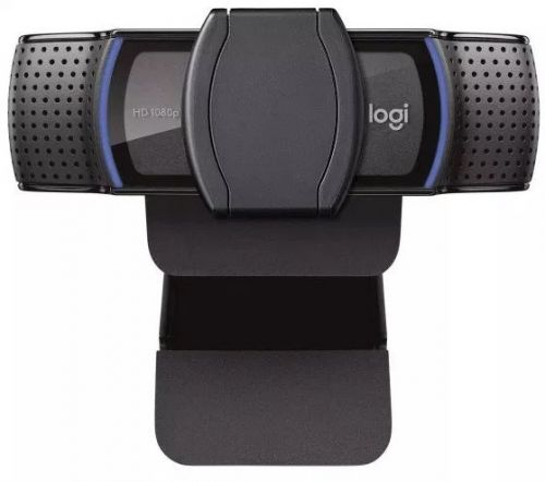Logitech C920s Pro HD:  La webcam anti espions