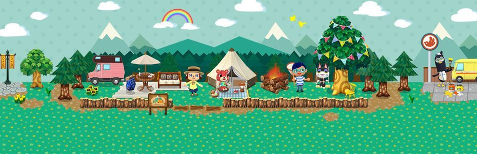 Animal Crossing:  Pocket Camp sort fin novembre sur iOS et Android