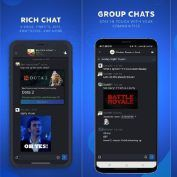 Steam Chat:  l'app « sociale » de Steam est disponible sur iOS