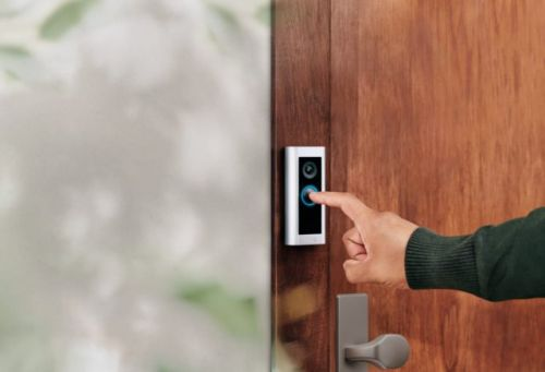 Ring officialise sa sonnette filaire Video Doorbell Pro 2
