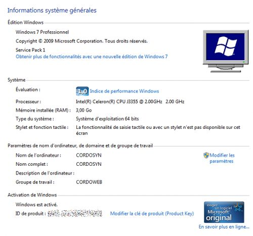 Il va être temps d'abandonner Windows 7