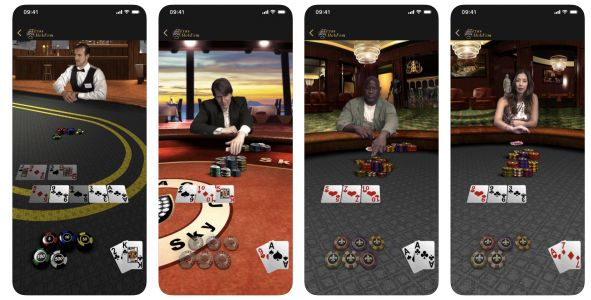 Apple relance le jeu Texas Hold'em pour iOS