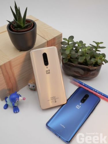 Le OnePlus 7 Pro Almond désormais disponible, voici nos photos !