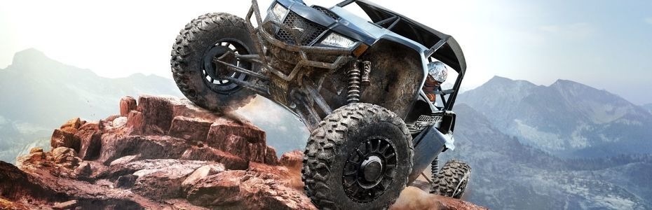 Bigben annonce Overpass, une simulation off-road technique