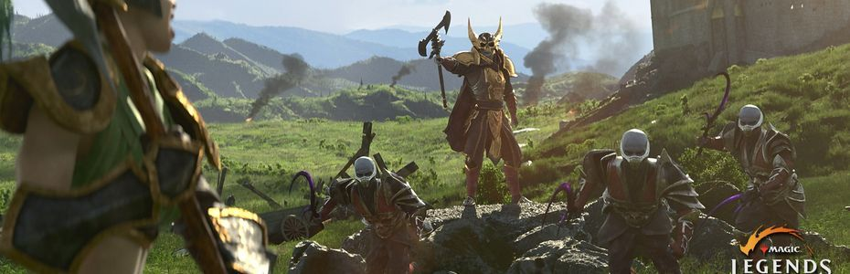 The game awards, les annonces - Cryptic Studios développe l'action-RPG MMO Magic:  Legends