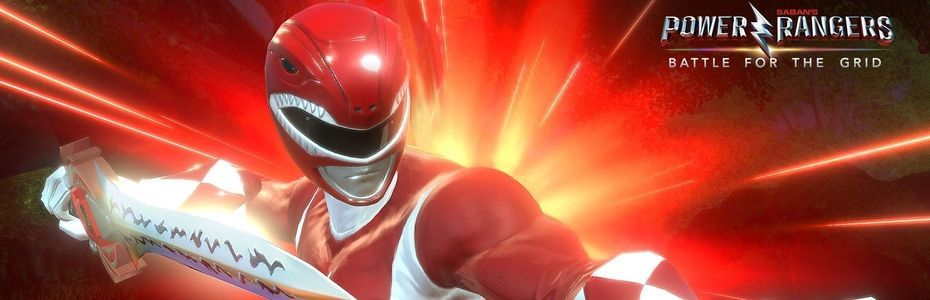 La sortie de Power Rangers:  Battle for the Grid est imminente