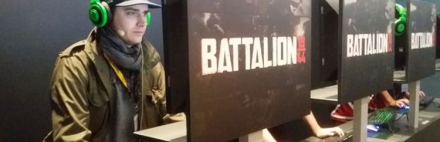 Gk live - Stoon vous présente Battalion 1944, le Call of Duty version indé