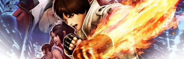 The King of Fighters XIV daté sur Steam
