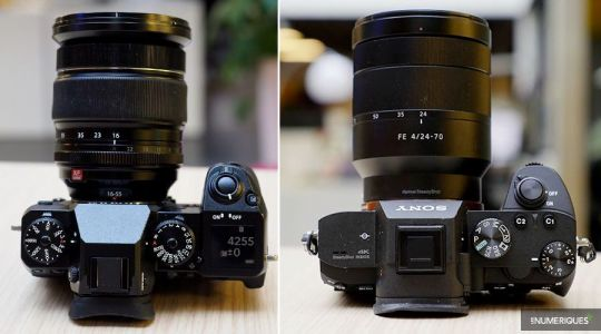Le Duel - Duel d'hybrides experts - Fujifilm X-H1 vs Sony A7 III