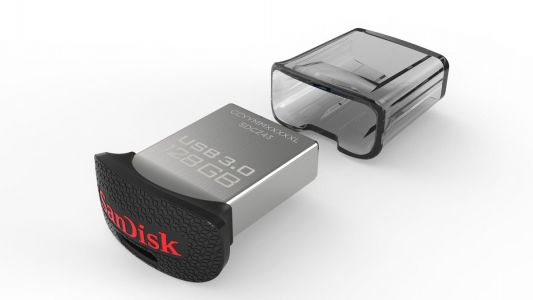 Bon plan - Clé USB SanDisk Ultra Fit 128 Go à 37 €