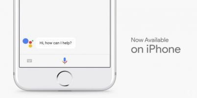 Google Assistant, le Siri de Google disponible sur iPhone
