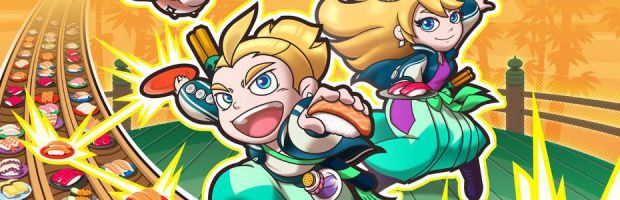 E3 2017 - Sushi Striker:  The Way of Sushido annoncé sur 3DS