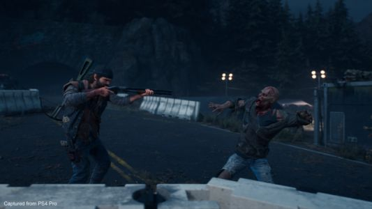 Impressions - Days Gone:  Oregon with a shotgun blast