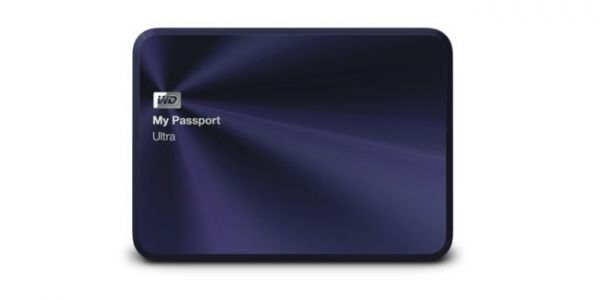 My Passport Ultra:  le disque dur externe de 1 To à 84€