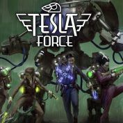 Tesla Force:  le spinoff procédural du top down shooter Tesla vs Lovecraft