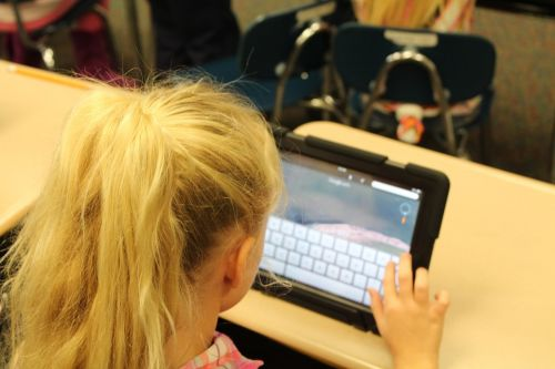 Tablettes tactiles et enseignement:  les applications utiles en classe