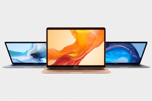 MacBook Air 2018:  un souci avec la qualité de la webcam