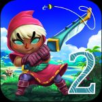 Legend of the Skyfish 2:  le nouveau jeu Apple Arcade de Crescent Moon