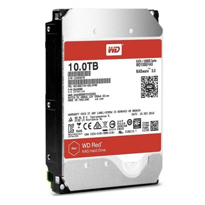 WD Red et WD Red Pro, Western Digital annonce du 10 To pour serveur NAS