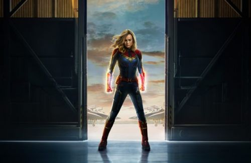 Le site officiel de Captain Marvel donne envie de ressortir son modem 56K