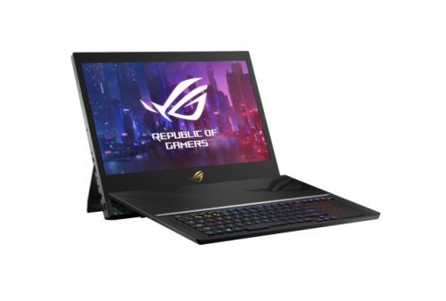 Asus ROG Mothership GZ775:  le All-in-One transportable