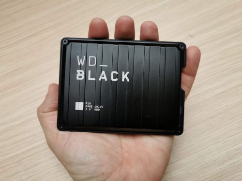 Actualité:  Black Friday - Le disque dur externe Western Digital Black P10 4 To à 90 €