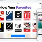 Apple News génère une partie importante du trafic des articles de certains médias