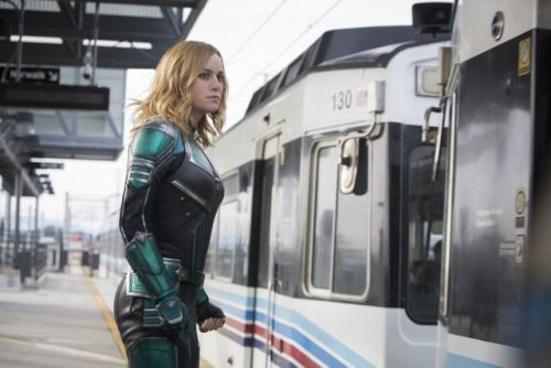 Captain Marvel s'impose en tête du box-office américain
