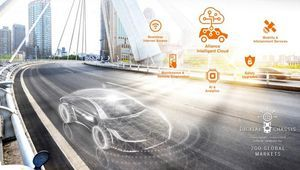 Renault-Nissan-Mitsubishi lance l'Alliance Intelligent Cloud