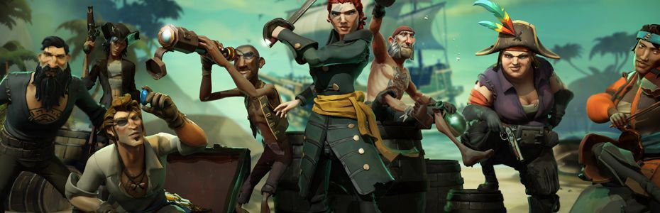 Preview - On a joué à Sea of Thieves