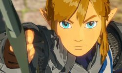 TEST de Hyrule Warriors : L'Ère du Fléau, Link fait le lien avec Breath of the Wild