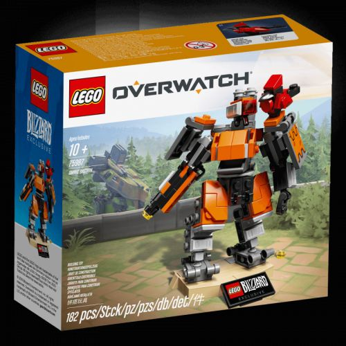 Les ensembles de construction LEGO Overwatch sont disponibles en Europe