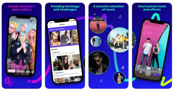 Lasso, l'application de Facebook qui copie TikTok