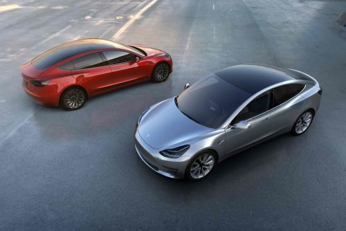 Tesla Model 3 Dual Motor Performance Edition:  0 à 100 km/h en 3,5 secondes