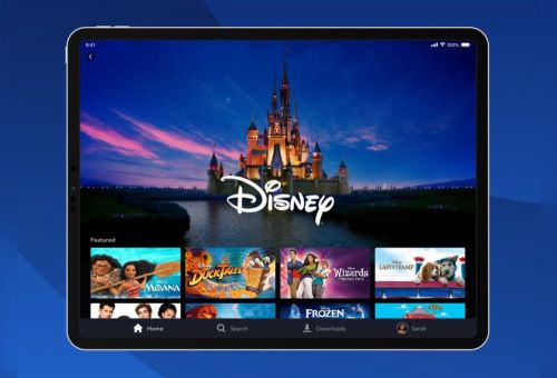 Disney+ est disponible sur iPhone, iPad, Apple TV